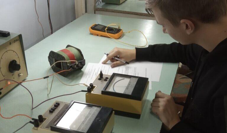 Олімпіада з електротехніки